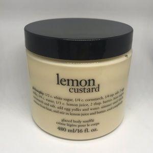 Philosophy Lemon Custard Body Soufflé (16 Oz)